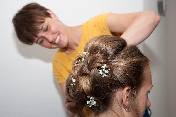 Ineke Den Doop Hairfashion By Us